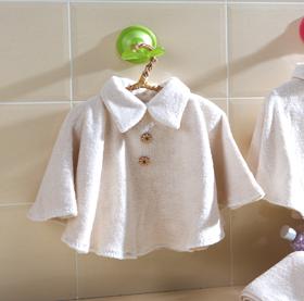 無染系列-斗篷擦手巾